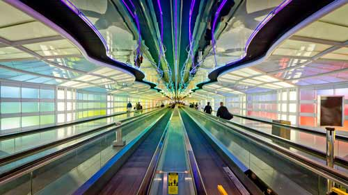 O'Hare, one of the biggest international airports, has been a pioneer of innovations since its inception.