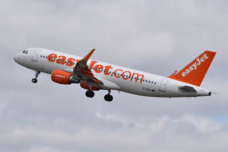 easyJet has seen spectacular growth