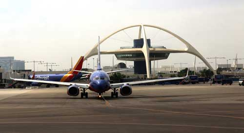 LAX is a major hub for passengers traveling domestically and internationally.