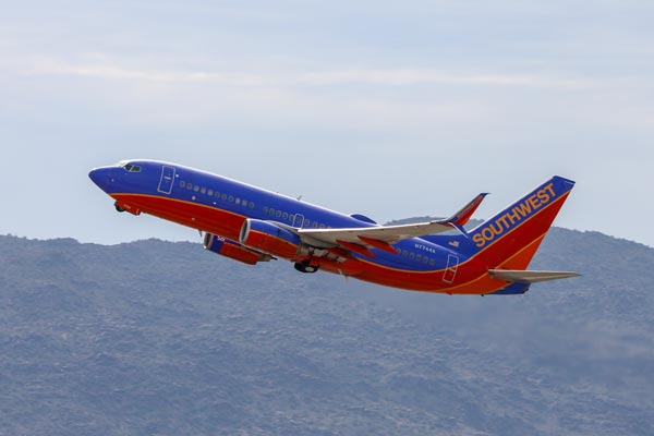 Southwest- the biggest budget airline