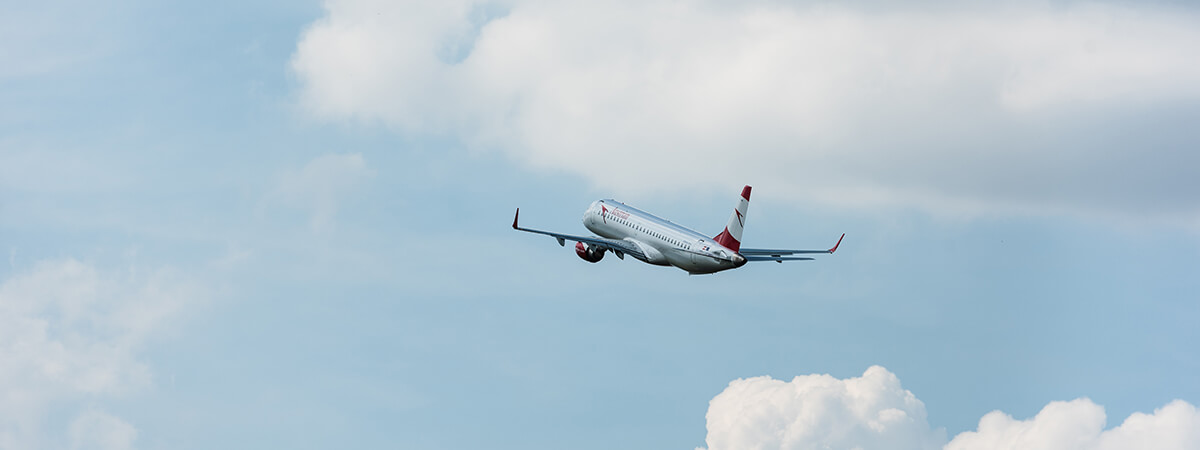 Claim compensation for your Austrian flight delay!