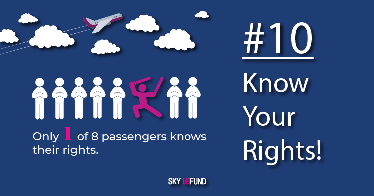 Know your passenger rights