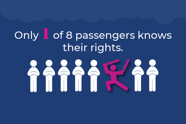 It's important to understand your passenger rights in order to know how to claim compensation for any disruptions.